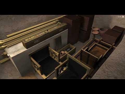 Tour the tomb of Queen Hetepheres on YouTube