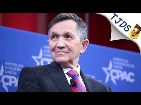 Kucinich Running For Governor! NPR Sh*ts On Him