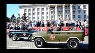 Парад Победы в Одессе(В Одессе в честь празднования 68-й годовщины Победы над фашистскими захватчиками, прошел военный парад...., 2013-05-09T11:52:27.000Z)