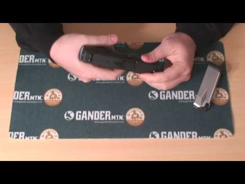 Springfield Armory XD9 Field Strip
