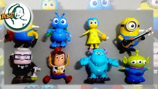 Let's dance with Disney Wind Up Toys