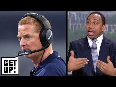 Stephen A.: Cowboys coach Jason Garrett should be fired | Get Up!