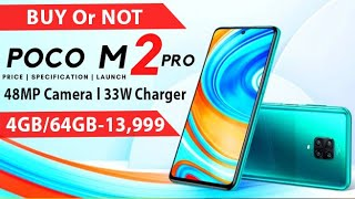 Poco M2 Pro Full Review l  Poco M2 Pro VS Redmi Note 9 Pro l Buy or Not ?  l Poco M2 Pro first Sale