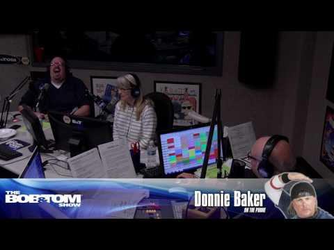 Donnie Baker Reacts to Kristi Lee's Broken Ankle