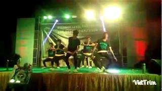 BLACK SPIDER DANCE CRew Bargarh 1