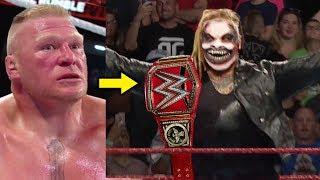 Bray Wyatt Wins Universal Title? 5 Shocking WWE Plans for Bray Wyatt