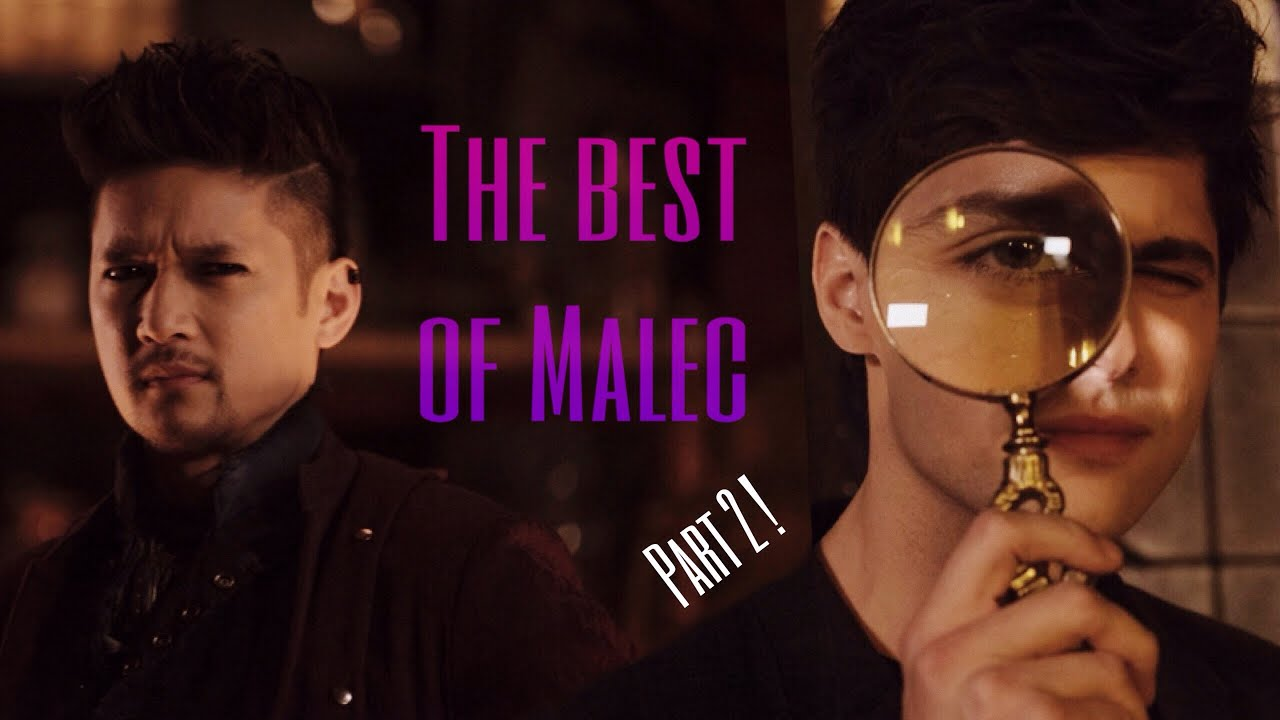 The best of Malec part 2 ! [HUMOR S1-S3]