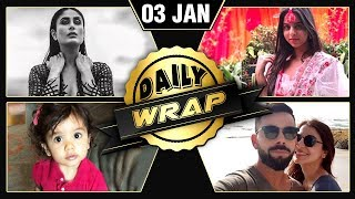 Kareena's Size Zero, Anushka Virat, Misha's Playdate, Aaradhya With Friends | 3rd Jan | Daily Wrap