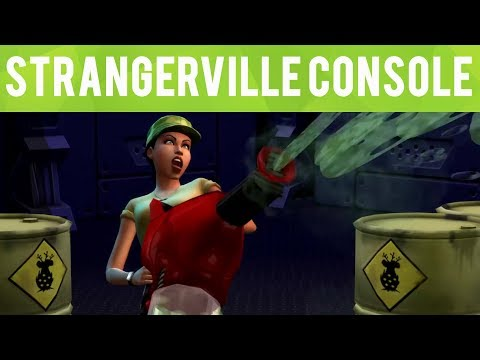 STRANGERVILLE COMES TO CONSOLE!! [The Sims 4 News/Info]