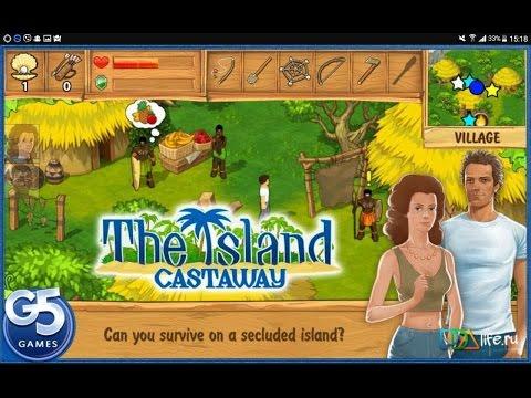 Прохождение игры Остров: Затерянные В Океане (Android) #17 Финал