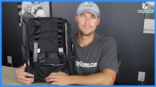 Video JuJuBe XY Collection HATCH Diaper Bag Backpack Review with Funny Dad! download MP3, 3GP, MP4, WEBM, AVI, FLV Mei 2018