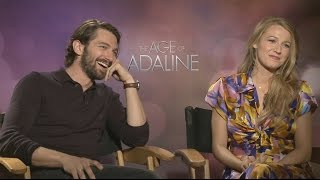 Blake Lively and Michiel Huisman Talk Worst Jobs, Harrison Ford Roles and 'The Age of Adaline'