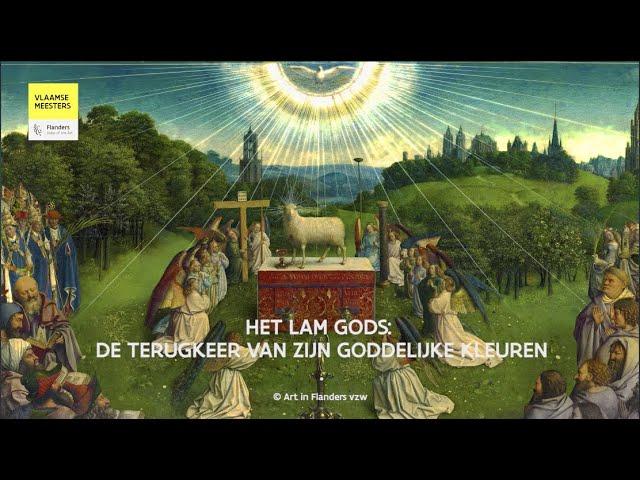 De rondreis van Het Lam Gods