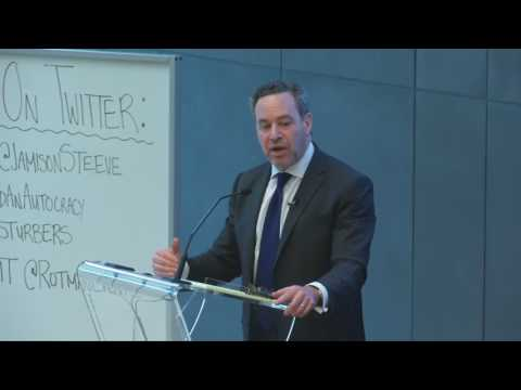 How to Build an Autocracy: David Frum