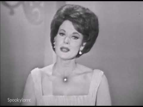 Maureen O'Hara sings Love is a Many Splendored Thing