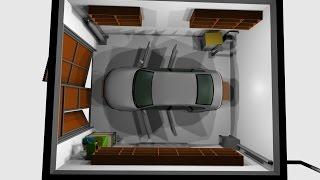 Обзор гаража