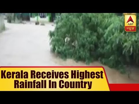 Rain Havoc: Kerala Receives Highest Rainfall In Country, Delaying Road And Rail Track | ABP News