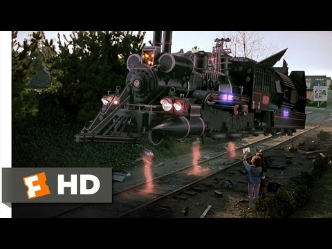 Back to the Future Part 3 (10/10) Movie CLIP - Your Future I