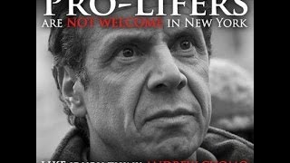 NY Gov Andrew Cuomo   Extreme Conservatives  Have No Place In State   New York