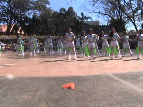 BVANHS(PHS) 2015 Pozorrubio Fiesta Hataw Sayaw Champion
