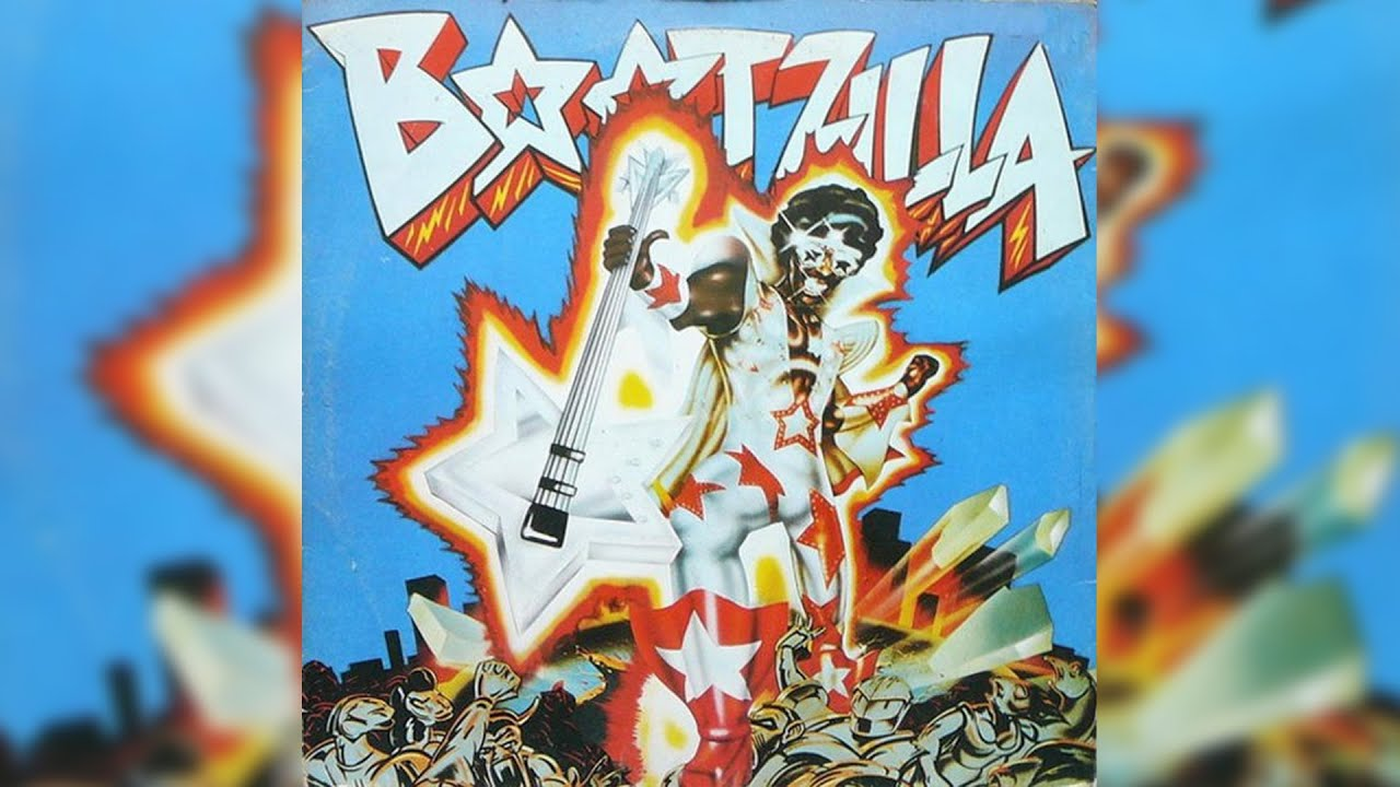 Download Bootsy Collins - Bootzilla