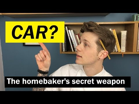 The homebaker's secret weapon... The CAR! - Bread Tip 60 - Bake with Jack