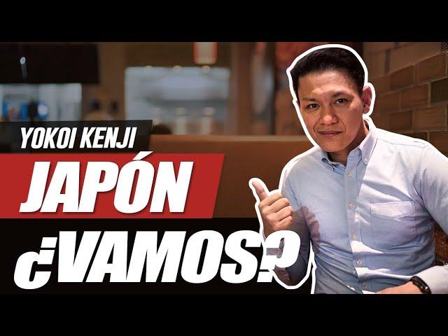 JAPÓN ¿Vamos?  Peregrinación Samurai con Yokoi Kenji