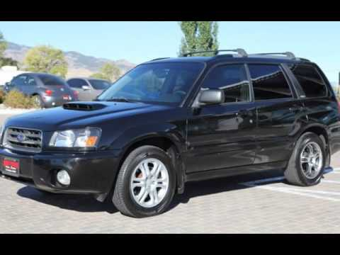 2004 Subaru Forester 2.5 XT for sale in RENO, NV - YouTube