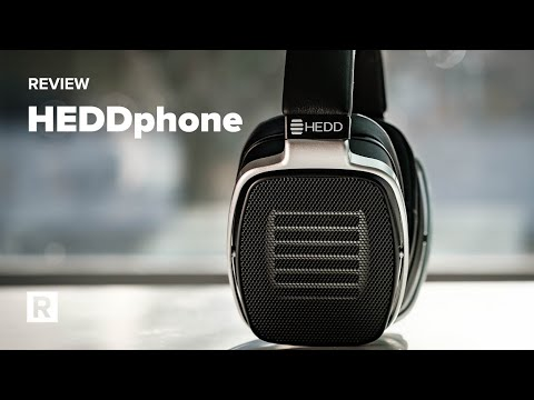 HEDDphone: AMT Driver Headphone Review - This changes everything