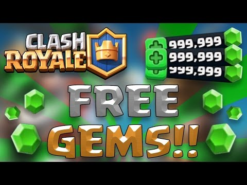 CAN YOU REALLY GET FREE GEMS IN CLASH ROYALE? | GETTING A VIRUS AND TROLLING TECH SUPPORT