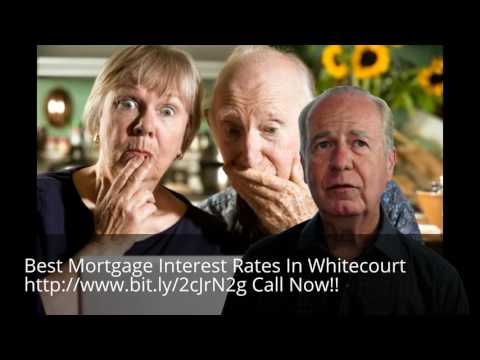 Mortgage Interest Rates In Whitecourt