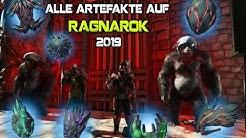 ARK Guide | Standort aller Artefakte auf Ragnarok (Stand 2019) [Konsole & PC]