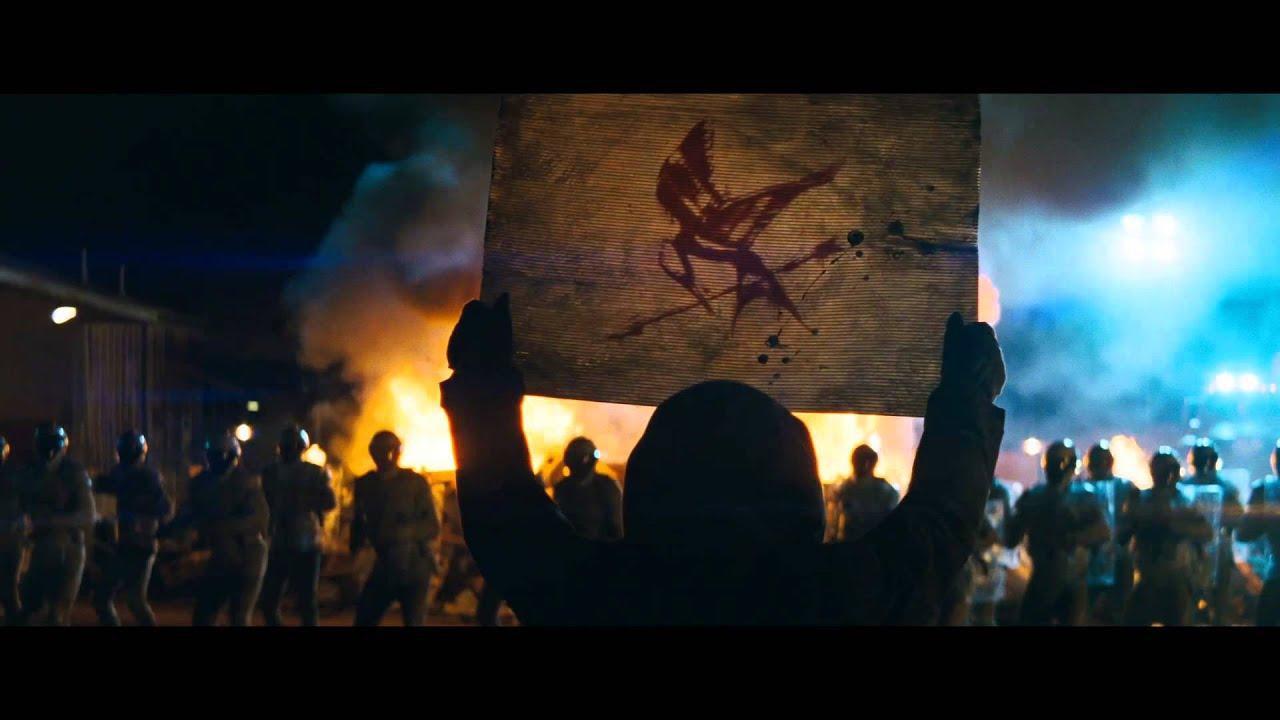 Die Tribute Von Panem Catching Fire Trailer Coldplay