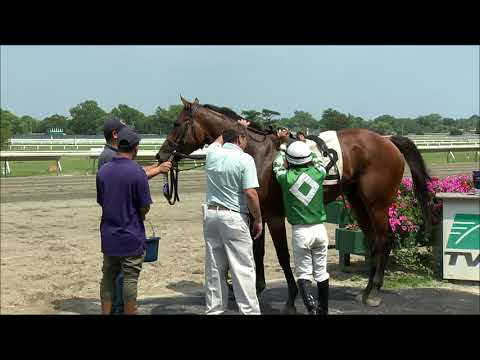 video thumbnail for MONMOUTH PARK 6-29-19 RACE 5