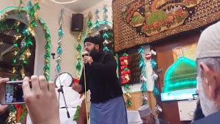 Sajid Qadri HOTA AGAR ZAMEEN PAR - NEW Latest NAAT 2015