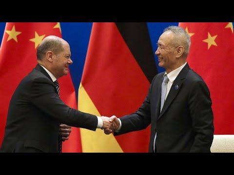 Neue Finanz-Kooperation zwischen China und Deutschland