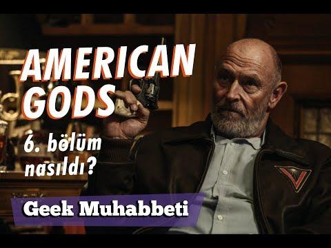 """AMERICAN GODS - Sezon 1 Bölüm 6 İnceleme - """"Bir Zombi, Bir Leprikon ve Bir Müslüman Bara Girmişler"""""""