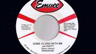 Monofide - Come Along With Me - Modern Soul Classics
