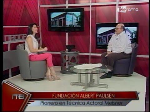 Fundación Albert Paulsen pionero en técnica Actoral Meisner