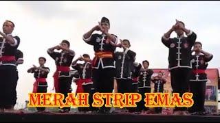 IKSPI Sabuk Merah Strip Emas Bambang Eko Irianto ✔️