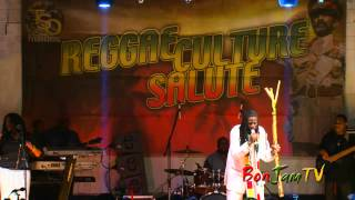 Everton Blender Performing at Reggae Culture Salute 2014 (Full Video)
