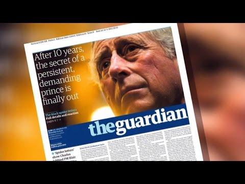 Long-secret letters reveal Prince Charles' views