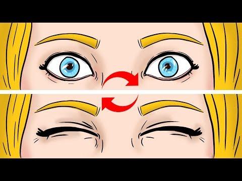 Warum Deine Augen Zucken Und Wie Du Dem Entgegenwirkst