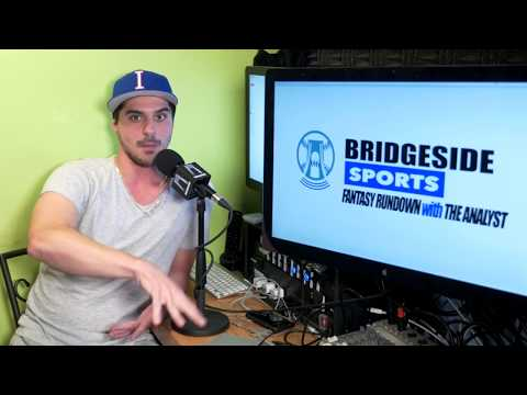 Fantasy Football 2017 RB Preview: Fantasy Rundown with The Analyst | Bridgeside Sports