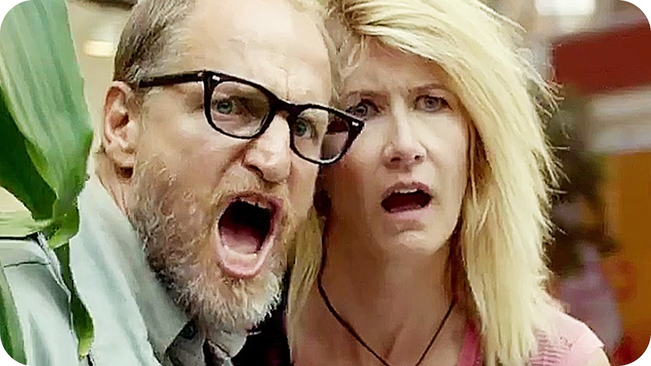 WILSON Red Band Trailer (2017) Woody Harrelson Comedy ...