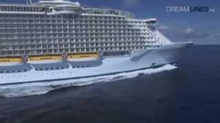 Oasis Of The Seas - вся информация экскурсия по кораблю