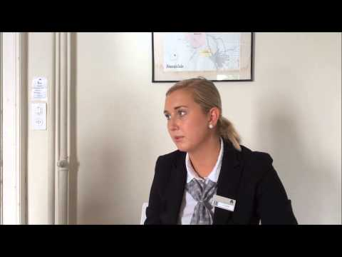 Concierge Job Interview