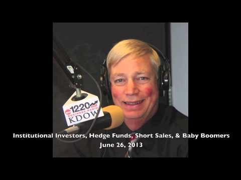 RE360: Institutional Investors, Hedge Funds, Short Sales, & Baby Boomers