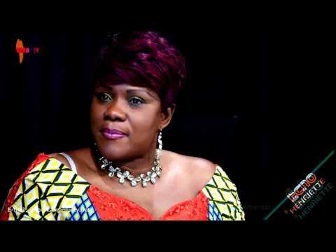 Henriette Kanjinga Akutani na ba combattants ya Stockholm(association CONGO MOKO)