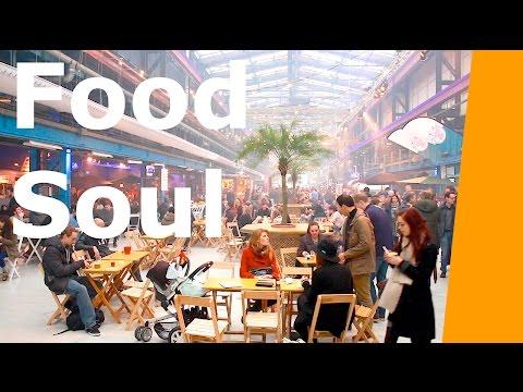 Amsterdam Food - Indoor Food Truck Festival